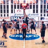 2013.10.08. SMAFC–Győr, Hepp Kupa