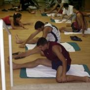 2007.08.15. Rendhagyó edzés